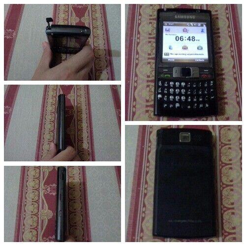 My Samsung SGH i780