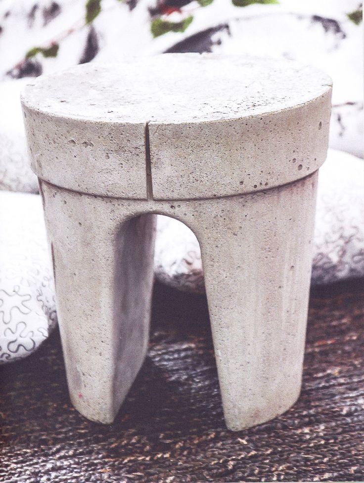 Lav en smuk taburat af beton til dit drivhus – Drivhusklubben.dk