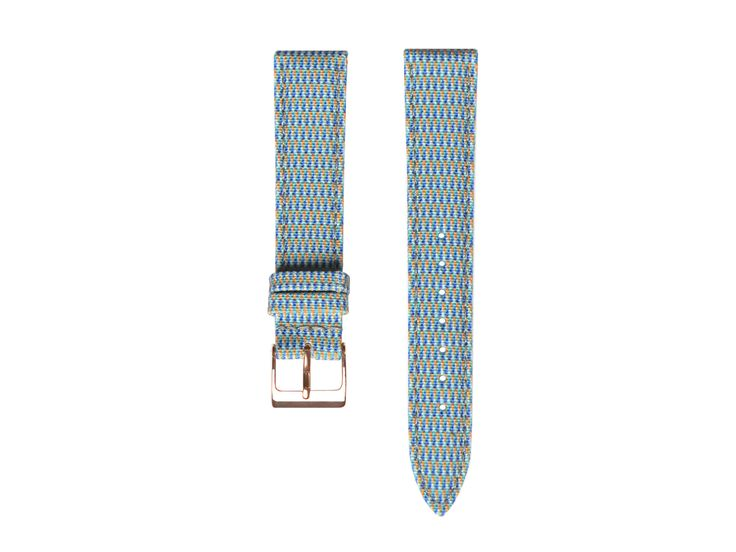 Bracelet en tissu Pilat - Charlie Watch pour l'été