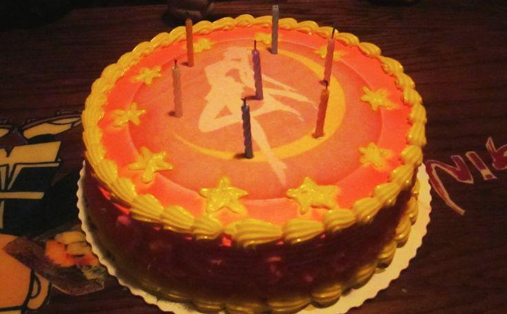 Mon gâteau d'anniversaire Sailor Moon!   – Sailor Moon party ideas