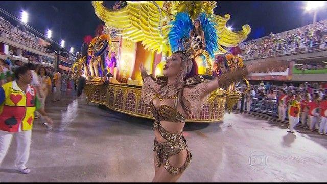 (1) Carnaval 2015 no G1 RJ - Cobertura ao vivo dos blocos, desfile e apuração