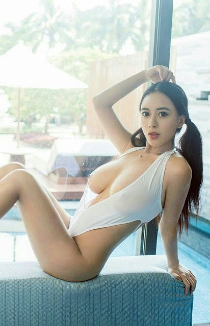 Chinese nude hot model #14