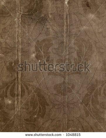 aged  fabric wallpaper