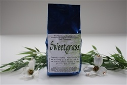 SWEETGRASS    Bath Salts (750 g.)    Spiritually clearing. Make room for the new by letting  go of the old.