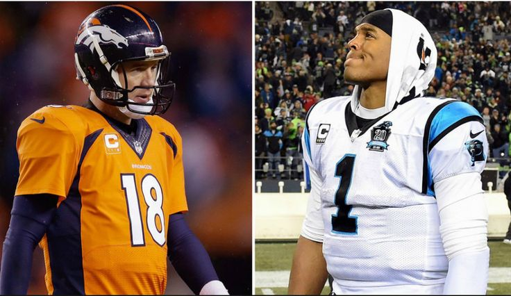 Cam Newton will end his fifth season in the NFL with his first Super Bowl at the age of 26. The Carolina Panthers quarterback will be up against Denver Broncos quarterback Peyton Manning, who hadn t made it to the Super Bowl until his ninth season. Manning who turns 40 later this year has been back to the Super Bowl twice since then but has yet to bring home a second ring. If this is Peyton Manning s last season, as some have said, then the stake