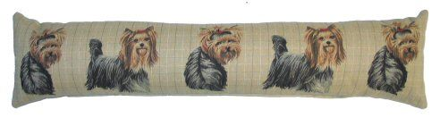 Yorkshire Terrier Tapestry Draught Excluders http://www.abentleycushions.co.uk/detail.asp?pID=2584