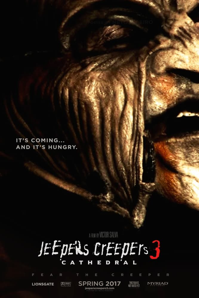 Jeepers Creepers 3 Coming In 2017 Jeepers Creepers 3 Jeepers Creepers Scary Movies