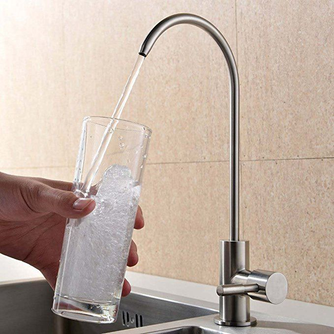 Esow Kitchen Water Filter Faucet 100 Lead Free Drinking Water