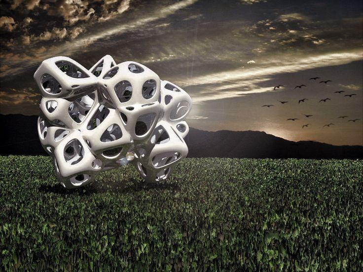 Voronoi Structure