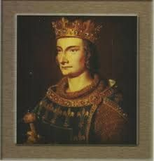 Philip IV (April–June 1268 – 29 November 1314), called the Fair (French: Philippe le Bel), was King of France from 1285 until his death.A member of the House of Capet, Philip was born at the Palace of Fontainebleau at Seine-et-Marne to King Louis IX's eldest son Philip the Bold and Isabella of Aragon.  Married to  Joan I of Navarre