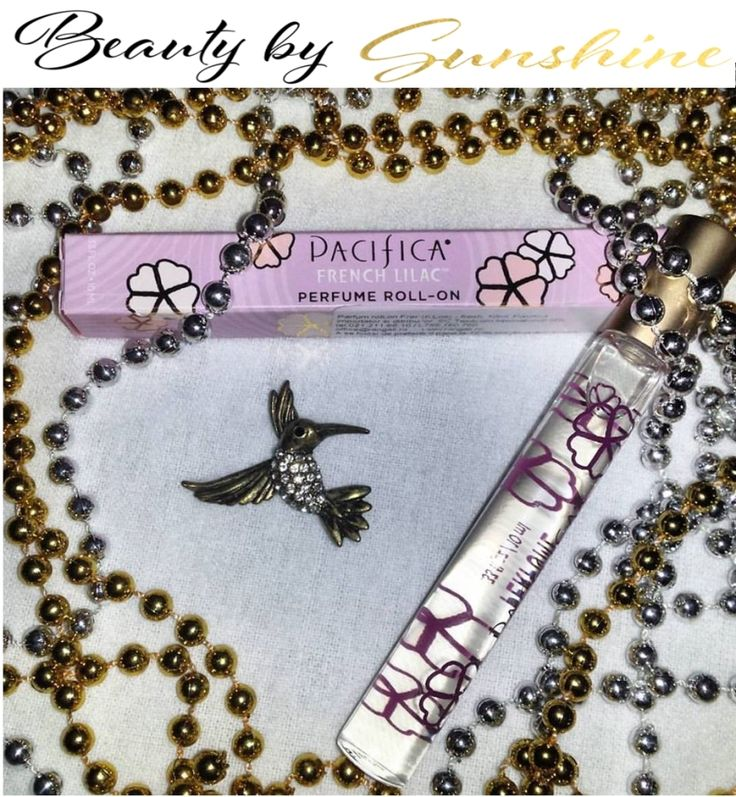 Pacifica- French Lilac Perfume Roll-on, Review ~ Beauty and Fashion by Sunshine