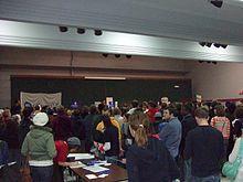 Iowa caucuses - Wikipedia, the free encyclopedia