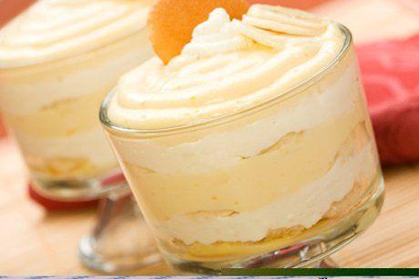Bananen Pudding Tiramisu
