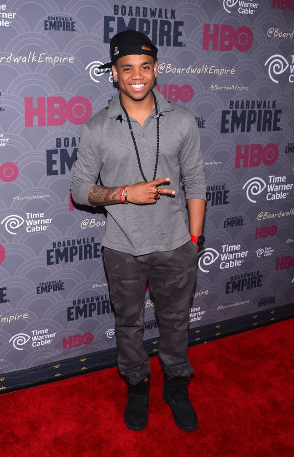 Fabulously Spotted: Tristan Wilds Wearing Givenchy - 'Boardwalk Empire' Season Four New York Premiere - http://www.becauseiamfabulous.com/2013/09/tristan-wilds-wearing-givenchy-boardwalk-empire-season-four-new-york-premiere/