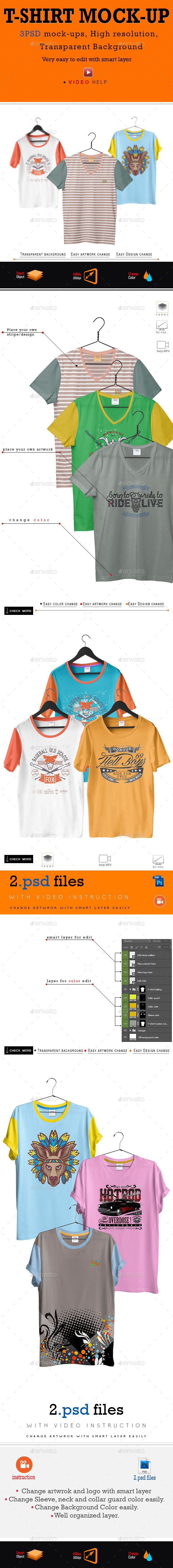 Design t shirt vistaprint - T Shirt Mock_up
