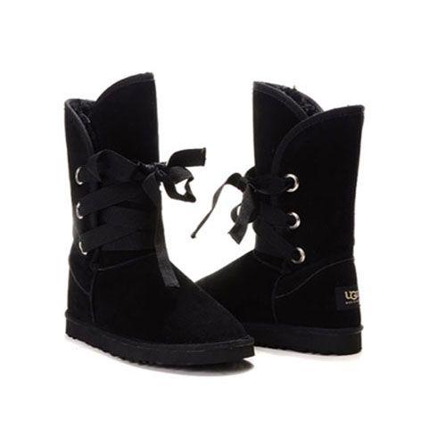 UGG Roxy Short Boots 5828 Black  http://uggbootshub.com/ugg-boots-short-ugg-roxy-short-boots-5828-c-18_43.html