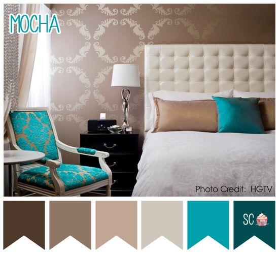 Inspire Sweetness!: Mocha - Color Palette