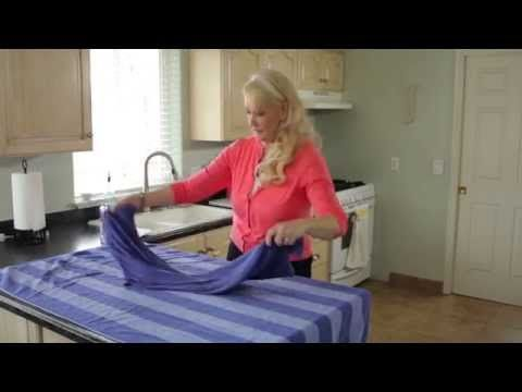 This Woman Shows How To Unshrink Your Clothes In Just A Few Seconds. How Did I Not Know This?