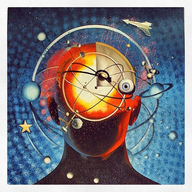 """""""The fact that modern physics, the manifestation of an extreme specialisation of the rational mind, is now making contact with mysticism, the essence of religion and manifestation of an extreme specialisation of the intuitive mind, shows very beautifully the unity and complementary nature of the rational and intuitive modes of consciousness; of the yang and the yin."""" ~ Fritjof Capra"""