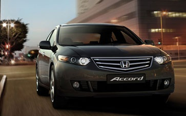 Honda Accord Tourer Car