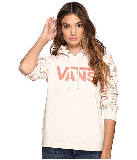 VANS Atomic Floral Hoodie. #vans #cloth #hoodies & sweatshirts