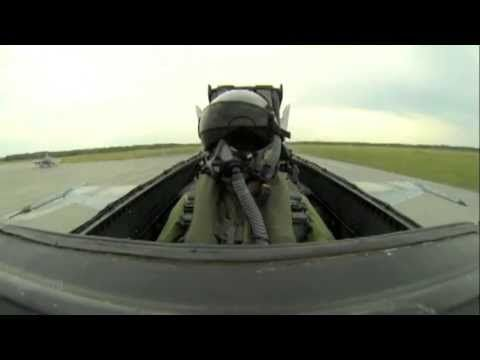 CF-18 Hornet Refuling Flight