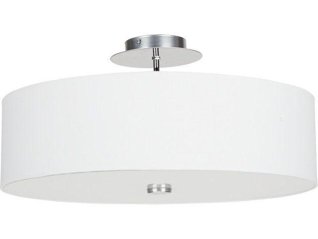 Lampa plafon oprawa sufitowa Nowodvorski Viviane 3x60W E27 biała 6391 - wysyłka w 24h swiatloistyl.pl
