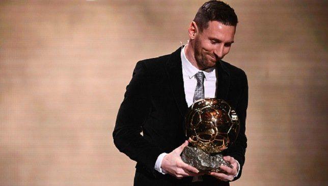 والدته تتويج ميسي بـ الكرة الذهبية السادسة مفاجآة موقع سبورت 360 أعربت والدة ليونيل ميسي نجم فريق نادي برشلونة الإسباني عن Ballon D Or Lionel Messi Messi