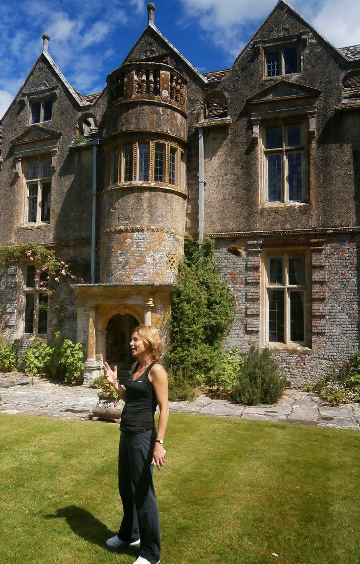Katherine Butler Of Waterston Manor Architecture