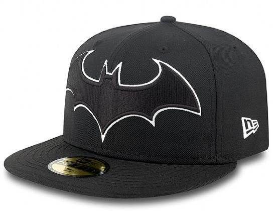Character Batman 59Fifty Fitted Cap by DC COMICS x NEW ERA
