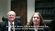 The Awesome World: Attorney of Dr. Aafia Siddiqui Kathy Manleys Appea...