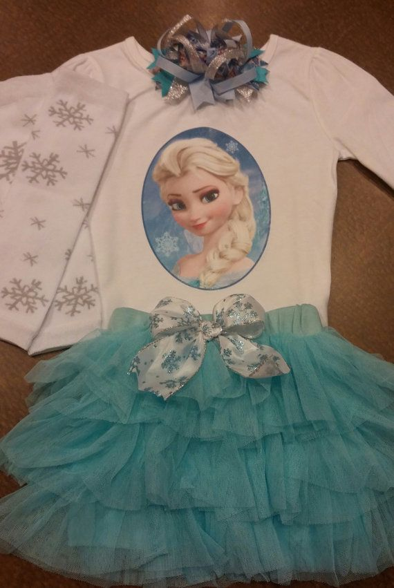 Hey, I found this really awesome Etsy listing at https://www.etsy.com/listing/176886066/frozen-birthday-outfit-disney-frozen