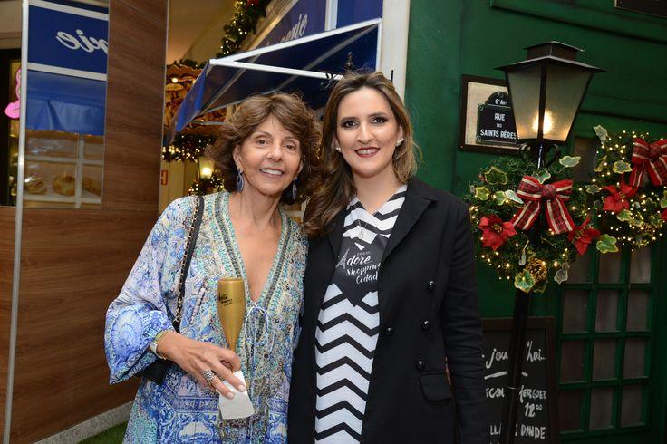 Anna Emília Gaetani e Maria Luiza Gaetani