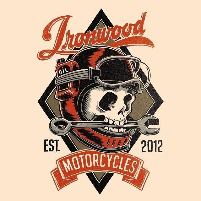 Menze Kwint design #illustration #design #motorcycles #motos   caferacerpasion.com