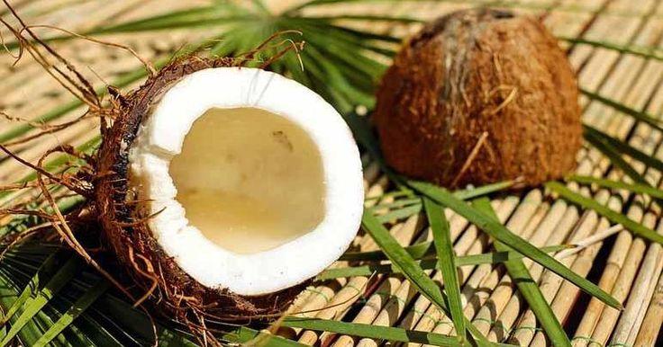 Aceite de coco para el cabello encrespado, ¡descúbrelo!