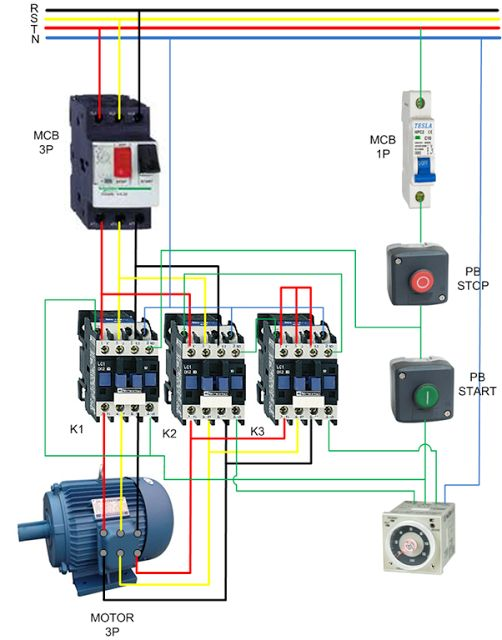 e6a2843643708332669c888b8db889d7 electrical circuit diagram delta connection 312 best science images on pinterest electrical engineering star delta starter control wiring diagram with timer pdf at soozxer.org