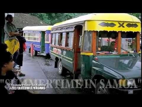 ▶ SUMMERTIME IN SAMOA/J-ZEE/Ekredible/RAS MAS - YouTube