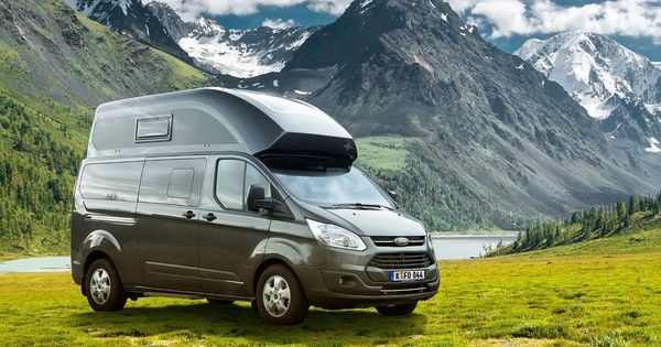 Ford Transit Camper Van Has Everything You Need Including A