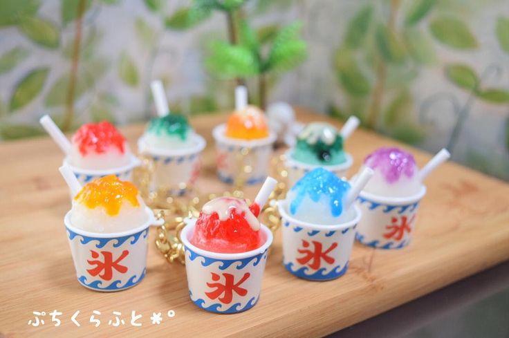 溶けないかき氷を作ろう♪フェイクかき氷の作り方♡ | Handful