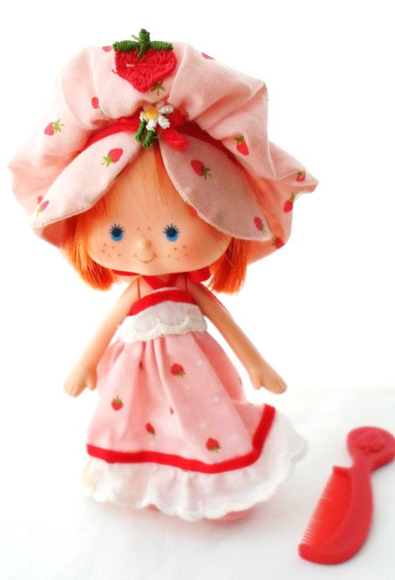 Sorry, that vintage strawberry shortcake doll uk quickly thought))))
