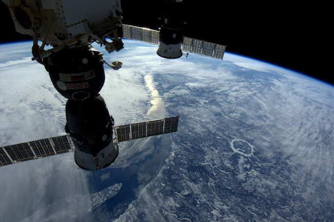 Canada 30 Stunning Pictures Of Earth Taken From Space • Page 5 of 6 • BoredBug