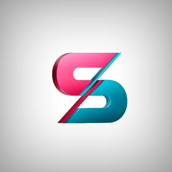 about 3D Log...X 3d Logo Design