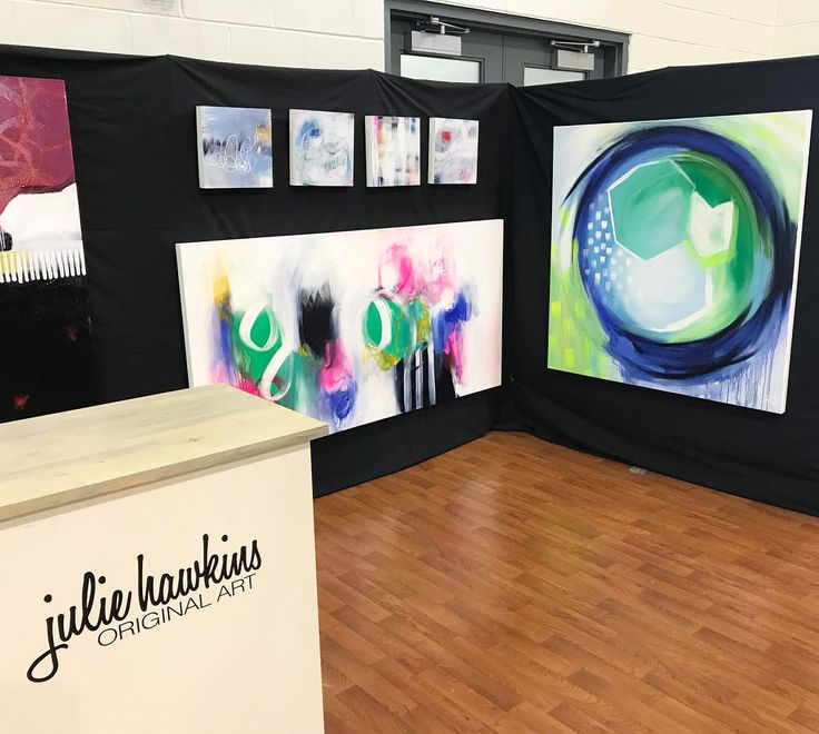 All set up for the Oxford Creates show this weekend in Woodstock... at Cowan Park .. Sat 10-4 Sun 12-4