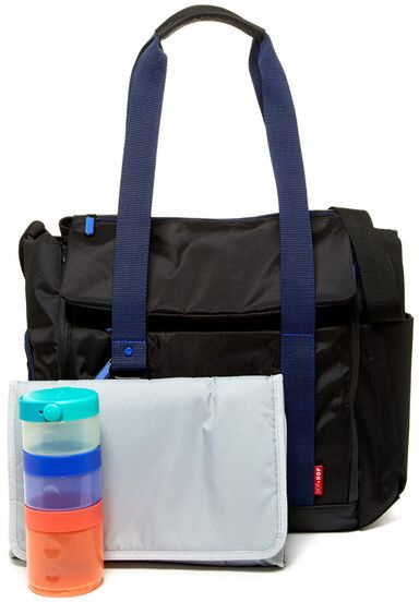 Skip Hop Fit All-Access Diaper Bag -baby essentials
