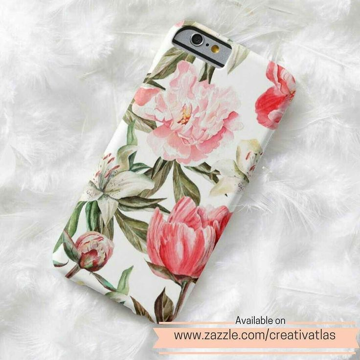 PRODUCT : Barely There iPhone 6 Case  BUY FROM : http://ift.tt/2dND4zq  COLLECTION: Pink Peonies Watercolor floral illustration  STYLE : Pink Peonies Watercolor floral illustration Case Mate  Barely There iPhone 6 Case  This form-fitting featherlight Case-Mate custom case provides full coverage to your iPhone 6/6s with 4.7 inch screen while still keeping your device ultra sleek and stylish.  FEATURES :  Designed for the iPhone 6/6s with 4.7 inch screen. Slim profile and lightweight. Impact…