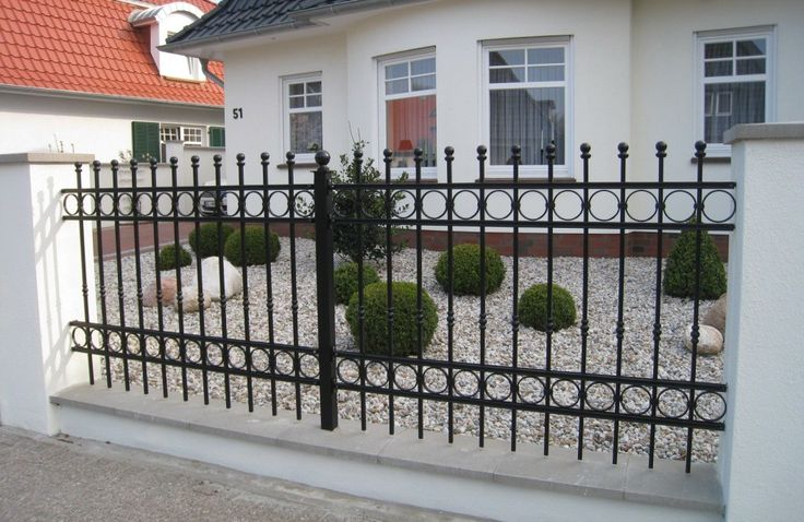 1000+ Ideas About Wrought Iron Fence Panels On Pinterest