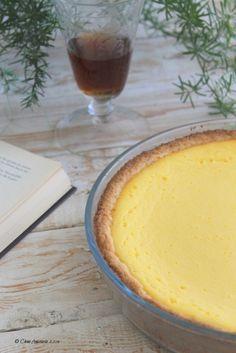 Cocina compartida: Tarta de requesón (la favorita de Marta)