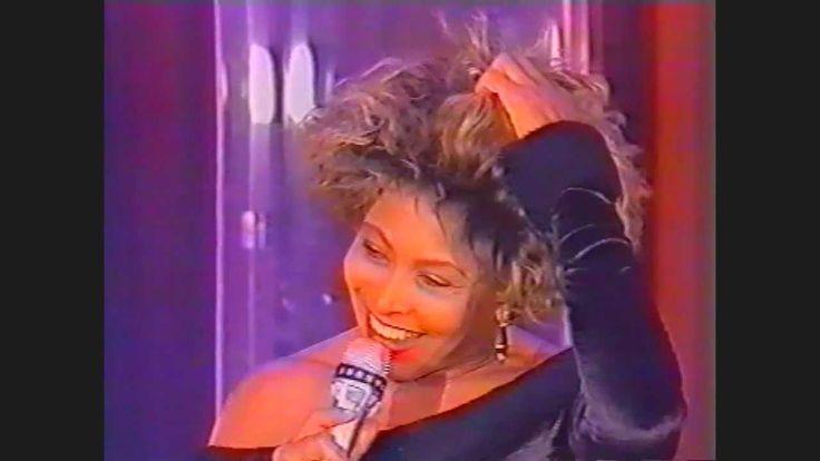 Tina Turner - Way Of The World & interview - Sacrée Soirée 1991