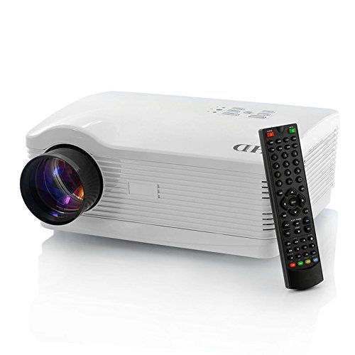 """LED HD Projector """"HD Dream"""" - 1280x768, 3000 Lumens, 2000:1. Great quality. FREE High-speed Expedited shipping from 2 to 5+ days. Fast order processing from 24 hour. FREE Valuable Random-Gift for each of your order. Very good support."""