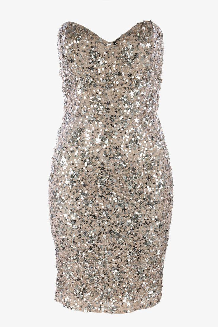 Eileen Kirby - Fire Short Dress